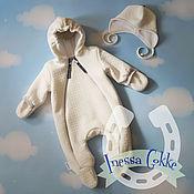 Работы для детей, handmade. Livemaster - original item The gentleman. Handmade.