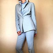 Одежда ручной работы. Ярмарка Мастеров - ручная работа Брючный костюм (распродажа). Handmade.