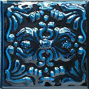 Для дома и интерьера ручной работы. Ярмарка Мастеров - ручная работа Изразцы серии Пайн. Handmade.