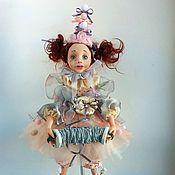 Куклы и игрушки ручной работы. Ярмарка Мастеров - ручная работа Розмари. Авторская кукла.. Handmade.
