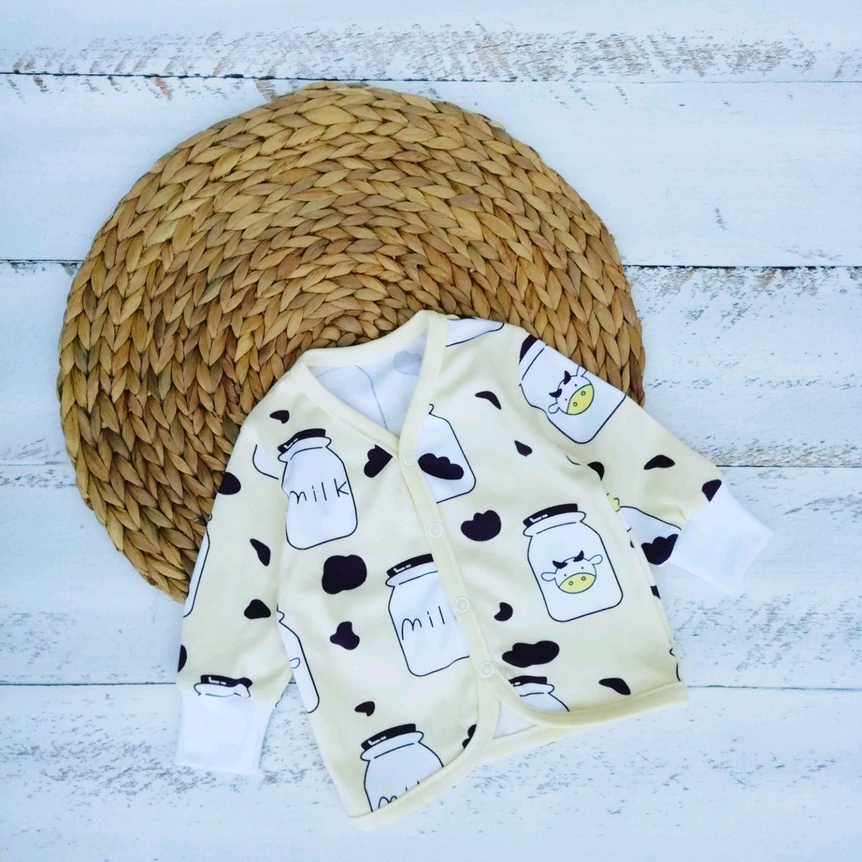 """Кофточка для новорождённых """"Milk"""", Комплекты одежды, Москва, Фото №1"""