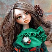 Ульяна, авторская кукла. Кукла в подарок, LivingDoll, текстиль.
