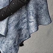 """Одежда ручной работы. Ярмарка Мастеров - ручная работа Жилет шерстяной """"Девушка с севера"""". Handmade."""