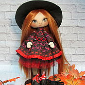 Куклы и пупсы ручной работы. Ярмарка Мастеров - ручная работа Ведьмочка. Handmade.