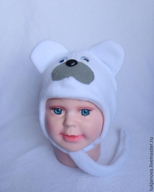 шапочка для новорожденного,ручная работа мастера Аурика