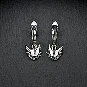 Подвеска ручной работы. Ярмарка Мастеров - ручная работа Комплект Дракон Беззубик. Handmade.