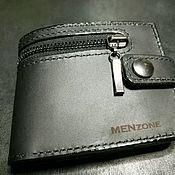 Сумки и аксессуары handmade. Livemaster - original item Handmade leather wallet Money Clip Wallet. Handmade.