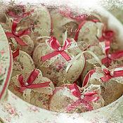 Для дома и интерьера ручной работы. Ярмарка Мастеров - ручная работа Винтажный короб с интерьерными украшениями Розовое вдохновение. Handmade.