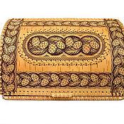 Для дома и интерьера handmade. Livemaster - original item Bread box big