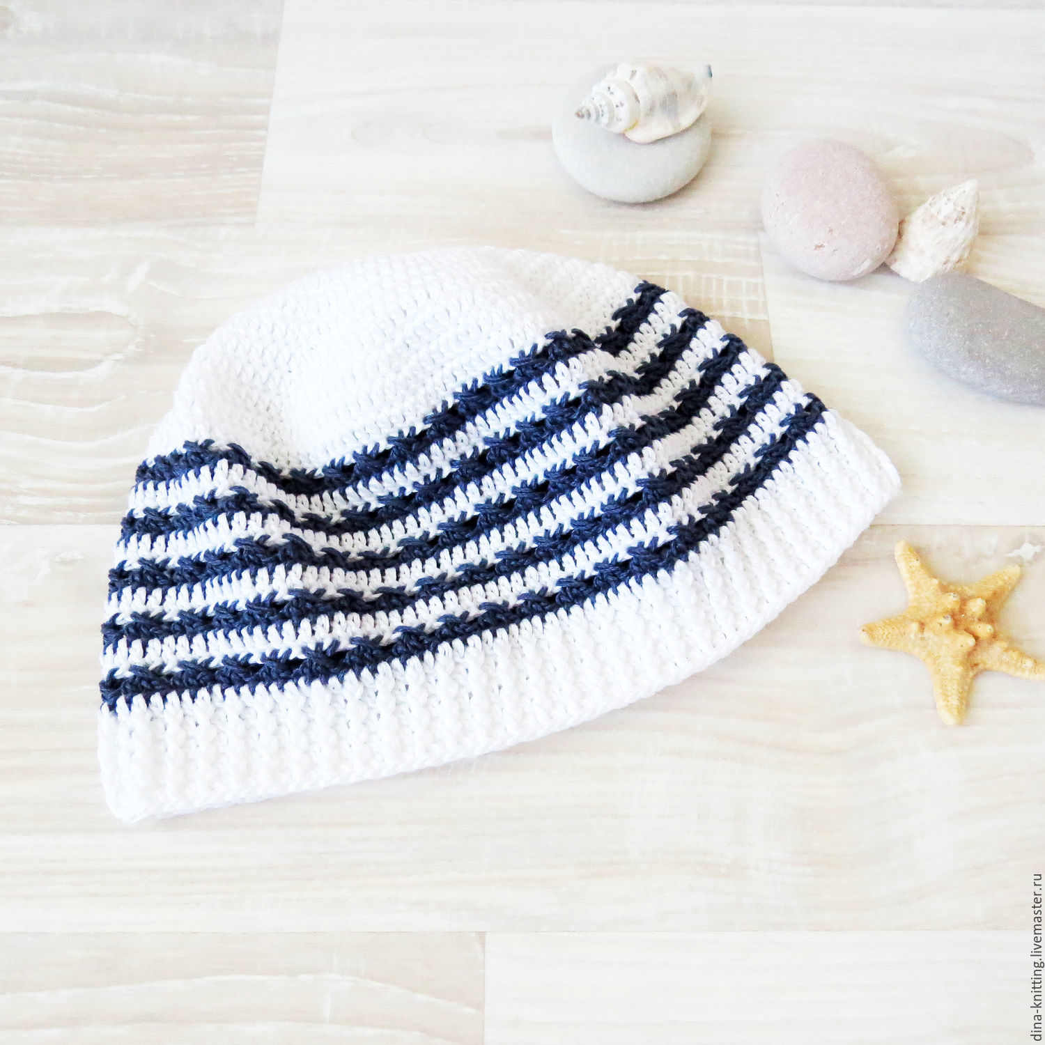 Panama hats children's knitted for a boy knit summer Panama, Panama for baby, Panama for a boy baby hat