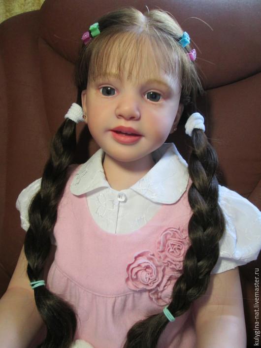 Куклы-младенцы и reborn ручной работы. Ярмарка Мастеров - ручная работа. Купить Кукла реборн  Николь. Handmade. Бежевый