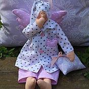 Куклы и игрушки ручной работы. Ярмарка Мастеров - ручная работа Ангелочек снов. Handmade.