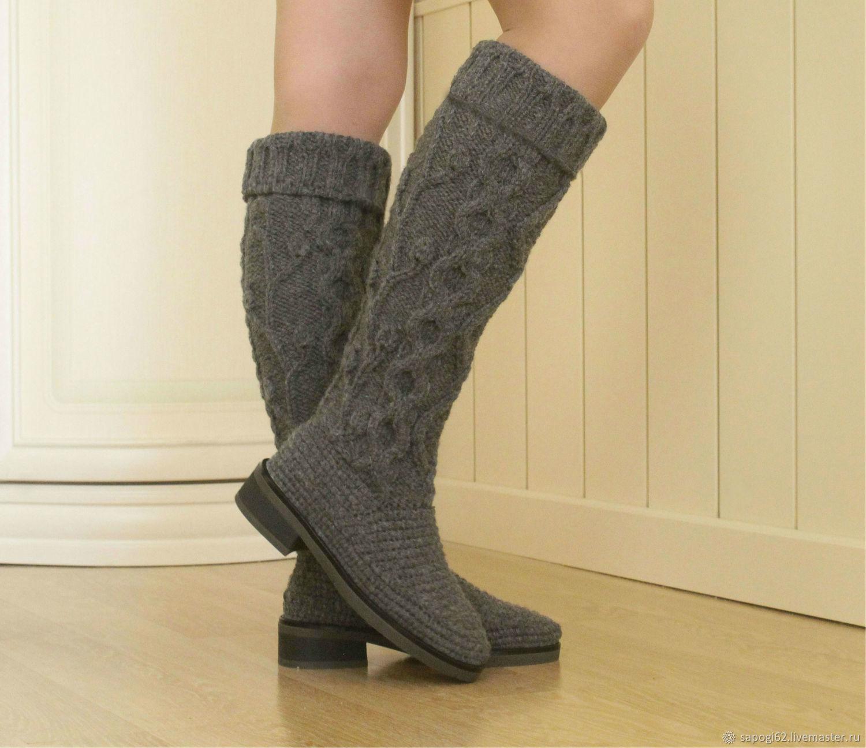 "Boots demi-season ""Sofia"", High Boots, Ryazan,  Фото №1"