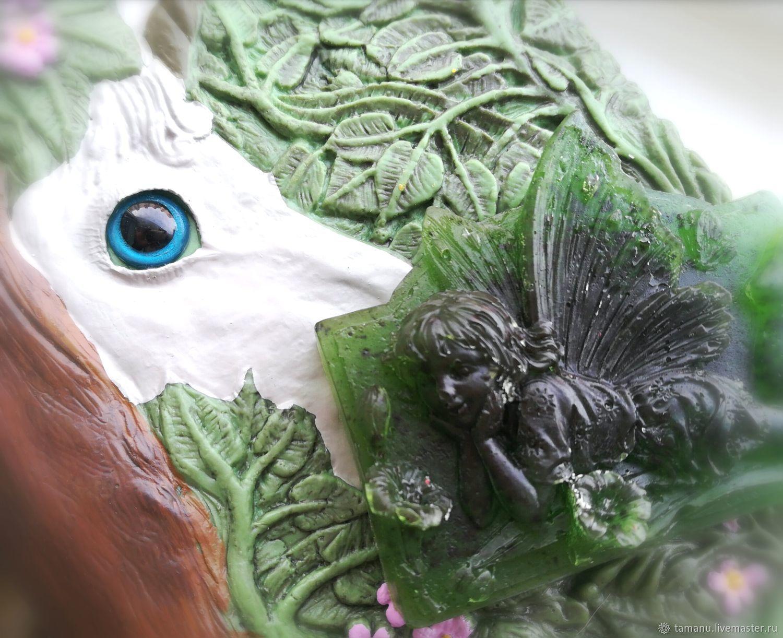 """Мыло с водорослями, крапивой и чистотелом. Глицериновое мыло """"с нуля"""", Мыло, Санкт-Петербург,  Фото №1"""