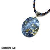 Украшения handmade. Livemaster - original item The pendant on the cord