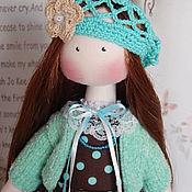 Куклы и игрушки ручной работы. Ярмарка Мастеров - ручная работа Текстильная интерьерная кукла КАТЮША. Handmade.