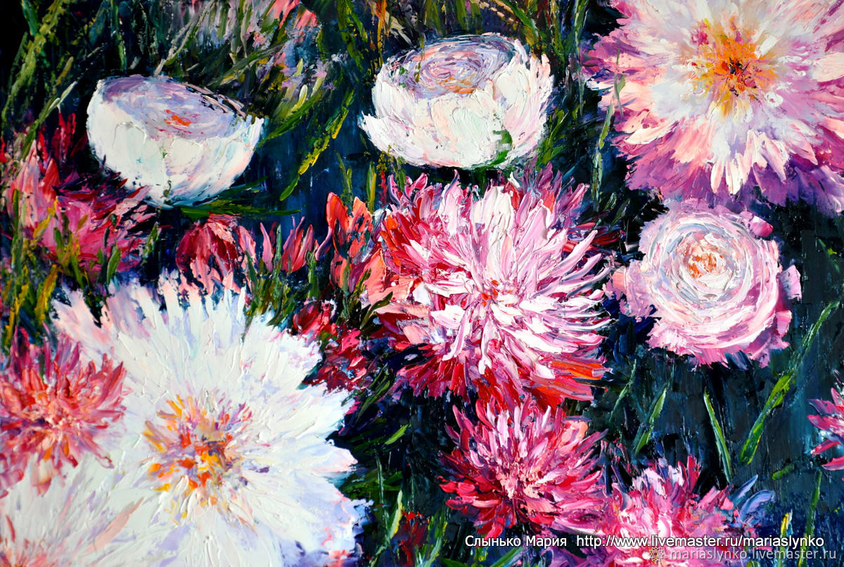 Picture. Peonies