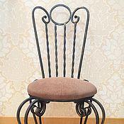 Для дома и интерьера handmade. Livemaster - original item Wrought iron chair