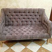 Для дома и интерьера ручной работы. Ярмарка Мастеров - ручная работа диван. Handmade.