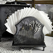 Для дома и интерьера handmade. Livemaster - original item Napkin holder