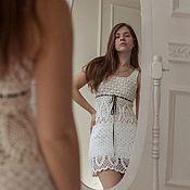 """Одежда ручной работы. Ярмарка Мастеров - ручная работа Летнее платье """"Диана"""". Handmade."""