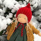 Вальдорфские куклы и звери ручной работы. Ярмарка Мастеров - ручная работа Waldorf doll. Handmade.