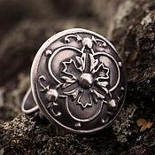 """Украшения ручной работы. Ярмарка Мастеров - ручная работа """"Диана"""" серебряное кольцо. Handmade."""