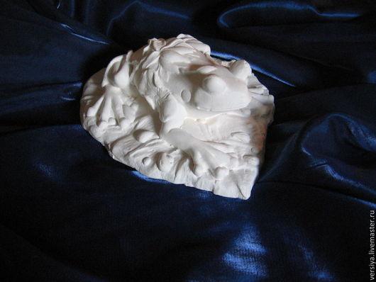 Другие виды рукоделия ручной работы. Ярмарка Мастеров - ручная работа. Купить Лягушка. Handmade. Белый