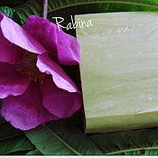 Косметика ручной работы. Ярмарка Мастеров - ручная работа Аллепское мыло 10% для жирной кожи лица. Handmade.