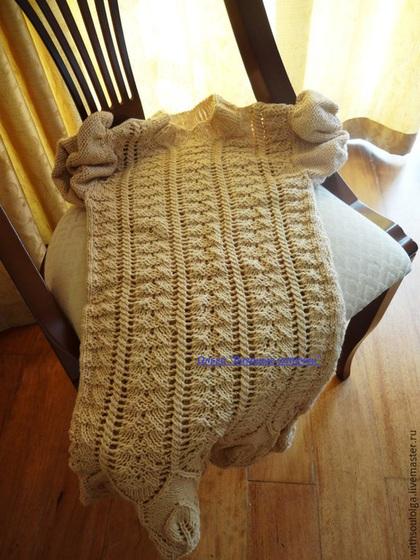 Одежда для девочек, ручной работы. Ярмарка Мастеров - ручная работа. Купить Платье вязаное на девочку ( ажур,ручная вязка,авторская модель). Handmade.
