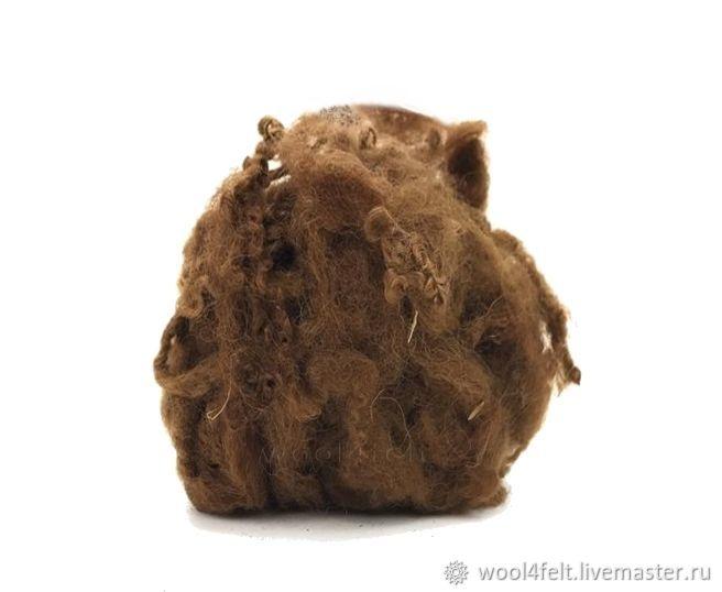 Кудри коричневые 10 г (окрашенные. Англия), Материалы, Рига, Фото №1