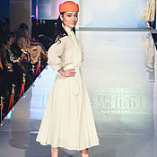 Одежда handmade. Livemaster - original item Dress in retro style