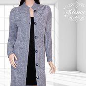 Одежда handmade. Livemaster - original item Coat knit