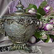 Для дома и интерьера handmade. Livemaster - original item Pot - box