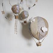 Для дома и интерьера ручной работы. Ярмарка Мастеров - ручная работа Воздушные шары в детскую. Handmade.