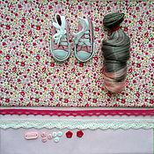 Материалы для творчества ручной работы. Ярмарка Мастеров - ручная работа Набор для шитья куклы. Handmade.