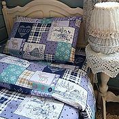 Для дома и интерьера handmade. Livemaster - original item Bed linen Zimushka-Zima. Handmade.