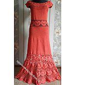 """Одежда ручной работы. Ярмарка Мастеров - ручная работа платье - """"Катарина"""". Handmade."""