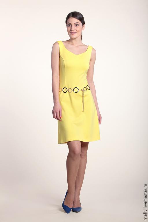 Купить платье из джерси летнее