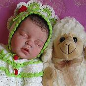 Куклы и игрушки ручной работы. Ярмарка Мастеров - ручная работа Кукла реборн Ариша-2. Handmade.