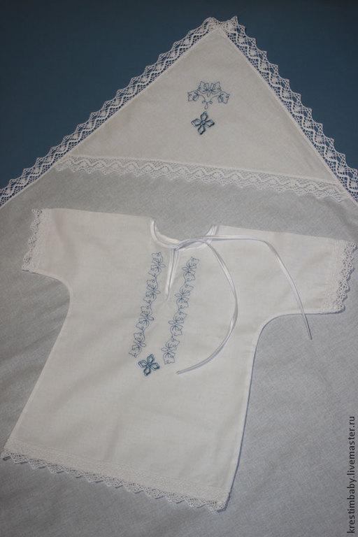 """Крестильный набор """"Клёники"""", Комплект для крещения, Москва,  Фото №1"""