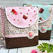 Работы для детей, handmade. Livemaster - original item Handbag for girls