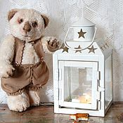 Куклы и игрушки ручной работы. Ярмарка Мастеров - ручная работа Мишутка тедди 17 см. Handmade.