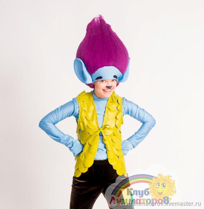 Costume for animator Tsvetan Purple, Suits, Ufa,  Фото №1