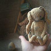 """Куклы и игрушки ручной работы. Ярмарка Мастеров - ручная работа """"Если ты солнечный зайчик"""" зайчик тедди. Handmade."""