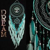Feng Shui handmade. Livemaster - original item Copy of White Dreamcatcher mosaic Dream Catcher. Handmade.