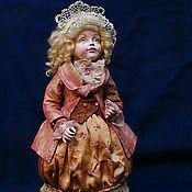 """Куклы и игрушки ручной работы. Ярмарка Мастеров - ручная работа Авторская кукла """"Бетси"""". Handmade."""