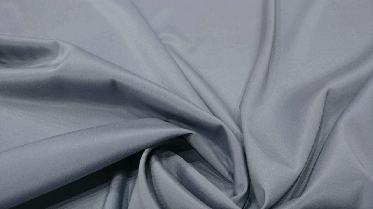 Шелк однотонный в ассортименте, производство Италия №10, Ткани, Новосибирск,  Фото №1