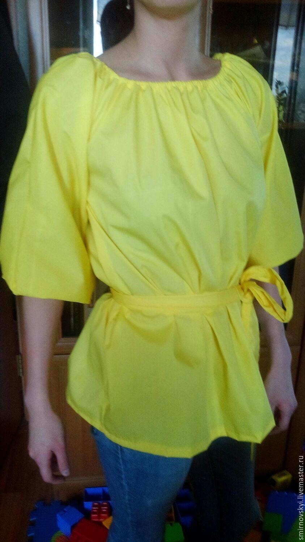 Блузка к  татьянка