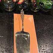 Винтаж handmade. Livemaster - original item A spatula for dessert, Netherlands. Handmade.